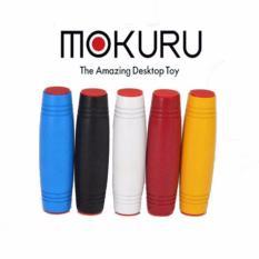 FIDGET TOY TERBARU Mokuru Original Fidget Spinner Hand / Mainan Spiner Tangan Penghilang Kebiasan Buruk - Random Color - 1 Pcs