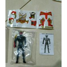 Figure Bima X Azazel Torga Mini Action Pose Collection Original Bandai - 3A395E - Original Asli
