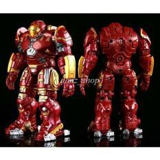 Beli Figure Ironman Hulkbuster Pstzoq Kredit