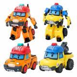 Jual Figure Robocar Poli Bucky Mark Berubah Mobil Jadi Robot Original