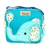 Toko Fio Online Baby Care Tas Perlengkapan Bayi Gajah Polkadot Small Baby Bag Bct3006 Elephant Pink Online Di Banten