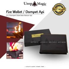 Fire Wallet Dompet Api (Alat Sulap)
