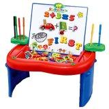 Katalog First Classroom Fold N Go Apple Desk Meja Belajar Anak First Classroom Terbaru