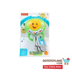 Fisher Price Laugh & Learn Learning Keys - Mainan Anak