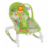 Toko Fisher Price Newborn To Toddler Rocker Lengkap
