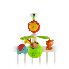 Review Fisher Price® Grow With Me Mobile Terbaru