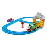 Ulasan Tentang Fisher Price® Thomas Friends™ Motorized Railway Percy S Wash Shine Adventure