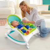 Jual Fisher Price® Rainforest Friends Newborn To Toddler Portable Rocker Branded Original