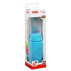 Beli Fisher Price Soft Squeeze Feeder Botol Sendok Makan Bayi Mpasi Food Feeder Biru Murah