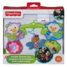 Jual Fisher Price® Stroller Activity Pals Online Di Banten