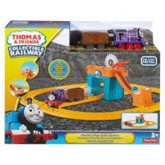 Harga Fisher Price® Thomas Friends™ Collectible Railway Charlie S Day At The Quarry Terbaru