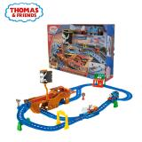 Spesifikasi Fisher Price® Thomas Friends™ Motorized Railway Thomas Shipwreck Adventure Online