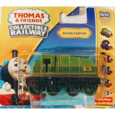 Fisher Price - Thomas And Friends Collectible Railway - Gator - Ezxoup
