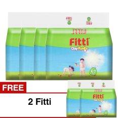 Diskon Fitti Day Pants Jumbo Pack L24 Beli 4 Gratis 2 Branded