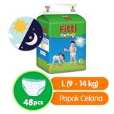 Promo Fitti Daypants Mega Pack L 48 Akhir Tahun