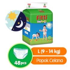 Toko Fitti Daypants Mega Pack L 48 Yang Bisa Kredit