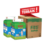 Jual Fitti Daypants Mega Pack L 48 Isi 2 Branded Original