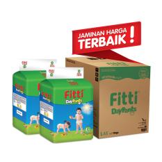 Fitti Daypants Mega Pack L 48 Isi 2 Jawa Barat Diskon