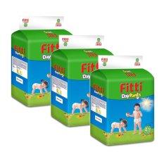 Fitti DayPants Mega Pack L 48 - isi 3