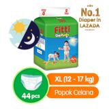 Toko Fitti Daypants Mega Pack Xl 44 Murah Indonesia