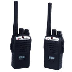 Fly Rose Walkie talkie simple Handy Talkie - Bukan mainan biasa - 1 set Pairing, isi 2 buah radio j