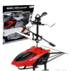Flying heli - Helicopter Toy Mainan Anak Terbang Sensor tangan 19a0c4c7d4