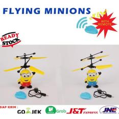 Flying heli - Helicopter Toy Mainan Anak Terbang Minion. Source · Minion Toys Drone Flash