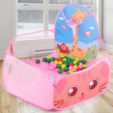Beli Foldable Funny Ocean Ball Pit Pool Tent Kids Play Set Toy Intl Secara Angsuran