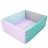 Toko Foldaway Playmat Bumper Grand Mat Scandi 140 X 120 X 50 Cm Online Terpercaya