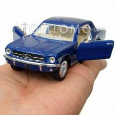 Harga Ford Mustang 1964 Diecast Miniatur Mobil Mobilan Klasik Antik Kado Mainan Anak Cowok Laki Kinsmart Tomtomo Tomtomo Asli