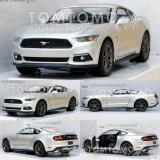 Toko Ford Mustang Gt 15 Diecast Miniatur Mobil Mobilan Sedan Sport Mainan Anak Cowok Kinsmart Online Terpercaya