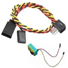 Fpv Av Kabel Video Output Wifi Sjcam Sj4000 Sj5000 Sj5000+ Sj6000 - Edad93 - Original Asli