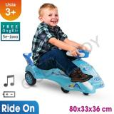 Harga Free Ongkir Se Jawa Ocean Toy Yotta Ride On Mobil Lumba Lumba Mainan Anak Blue Di Banten