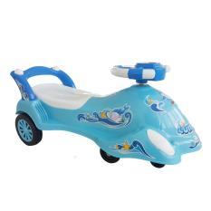 100% Free Ongkir Khusus Pulau Jawa Ocean Toy Yotta Ride On Mobil Lumba - Lumba Mainan Anak - Blue By Ocean Toy.