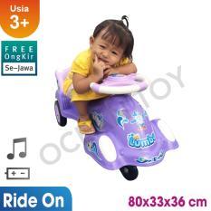 Beli Free Ongkir Se Jawa Ocean Toy Yotta Ride On Mobil Lumba Lumba Mainan Anak Purple Murah Di Banten