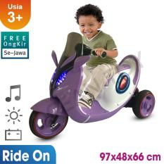 Free Ongkir Se-Jawa Ocean Toy Yotta Ride On Motor Aki Mainan Anak - 808