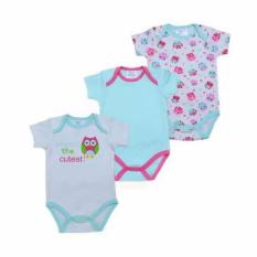 Toko Freeshop 3 In 1 Jumper Whoos The Cute F866 Putih Termurah