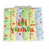 Beli Freeshop Bedong Vinanta Polos Kain Bedong Bayi S238 1 Pack Isi 6 Pcs Lengkap