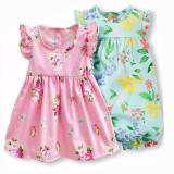 Jual Freeshop Comfort Twopiece Rose Flowers Romper Body Suit Jumpsuit For Baby Girls Toddler Kids F1035 Murah Di Indonesia