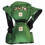 Spesifikasi Freeshop Ergo Baby Gendongan Bayi Carrier S212 Hijau Dan Harganya