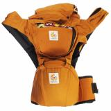 Jual Freeshop Ergo Baby Gendongan Bayi Carrier S212 Orange Branded Original