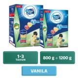 Spek Frisian Flag Jelajah 1 3 Susu Pertumbuhan Vanila 800 Gr 1200 Gr Value Bundle Indonesia