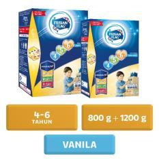 Spesifikasi Frisian Flag Karya 4 6 Susu Pertumbuhan Vanila 800 Gr 1200 Gr Value Bundle Terbaik