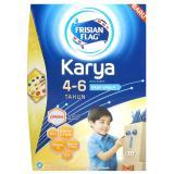 Review Frisian Flag Karya 456 Vanilla 1200Gr Box Indonesia