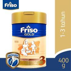 Toko Friso 3 Gold Susu Pertumbuhan 400Gr Tin Lengkap Jawa Barat