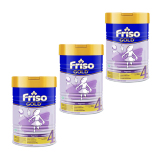 Review Friso 4 Gold Susu Pertumbuhan 400Gr Tin Bundle Isi 3