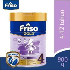 Friso 4 Gold Susu Pertumbuhan - 900gr Tin