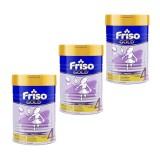 Spek Friso 4 Gold Susu Pertumbuhan 900Gr Tin Bundle Isi 3 Friso