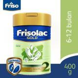 Frisolac 2 Gold Susu Bayi 400Gr Tin Murah