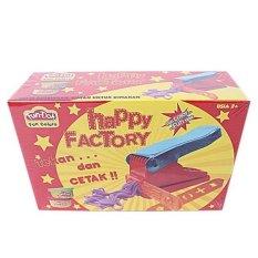 Review Fun Doh Happy Factory Multicolor Indonesia